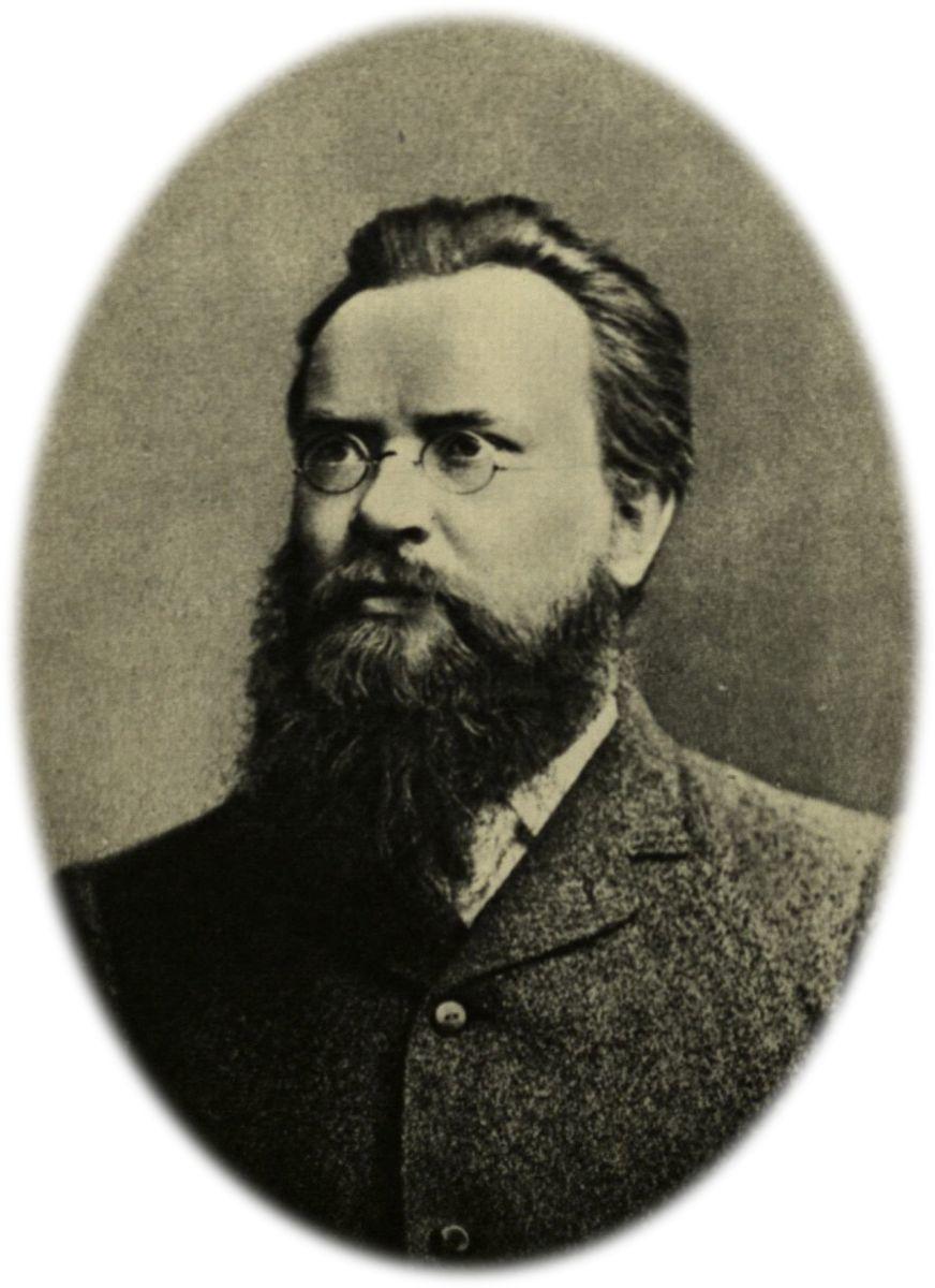 J. Šliūpas – jaunas gydytojas. 1903 m.