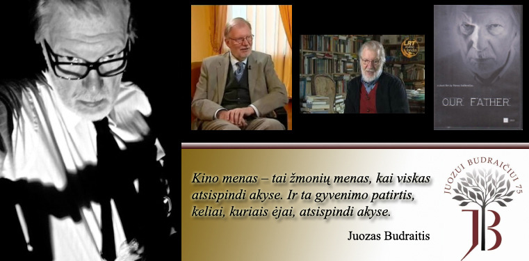 Juozas Budraitis garso ir vaizdo įrašuose