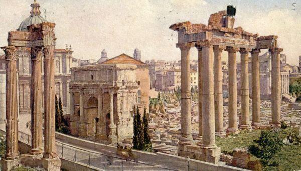 Roma (Rome). 1924 m., Italija.<br />