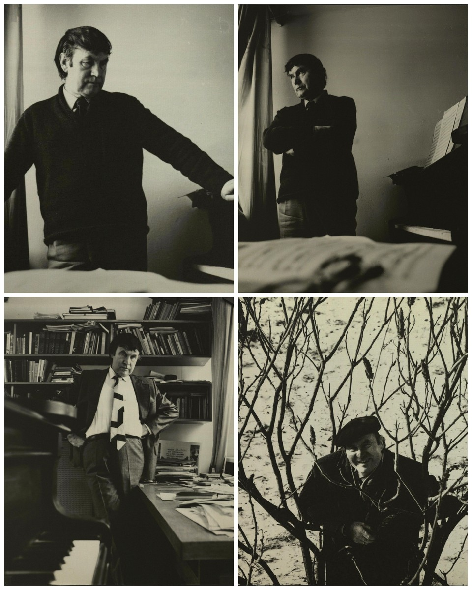 Julius Juzeliūnas, 1975 m.
