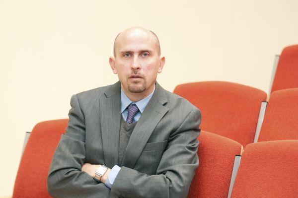 Doc. dr. Vidas Valskys.
