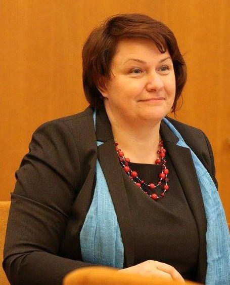 Jolanta Budriūnienė.