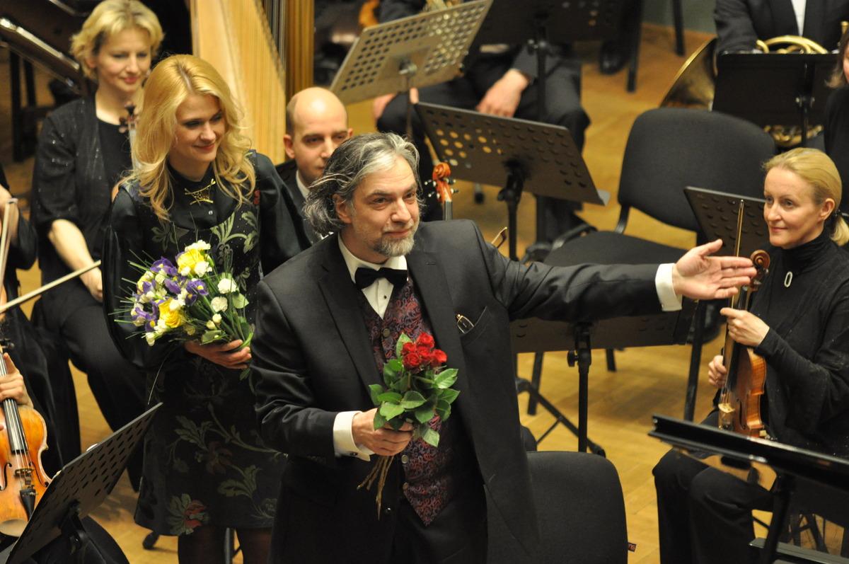 P. Geniušas. Lietuvos valstybinis simfoninis orkestras. Kauno filharmonija 2011 m.