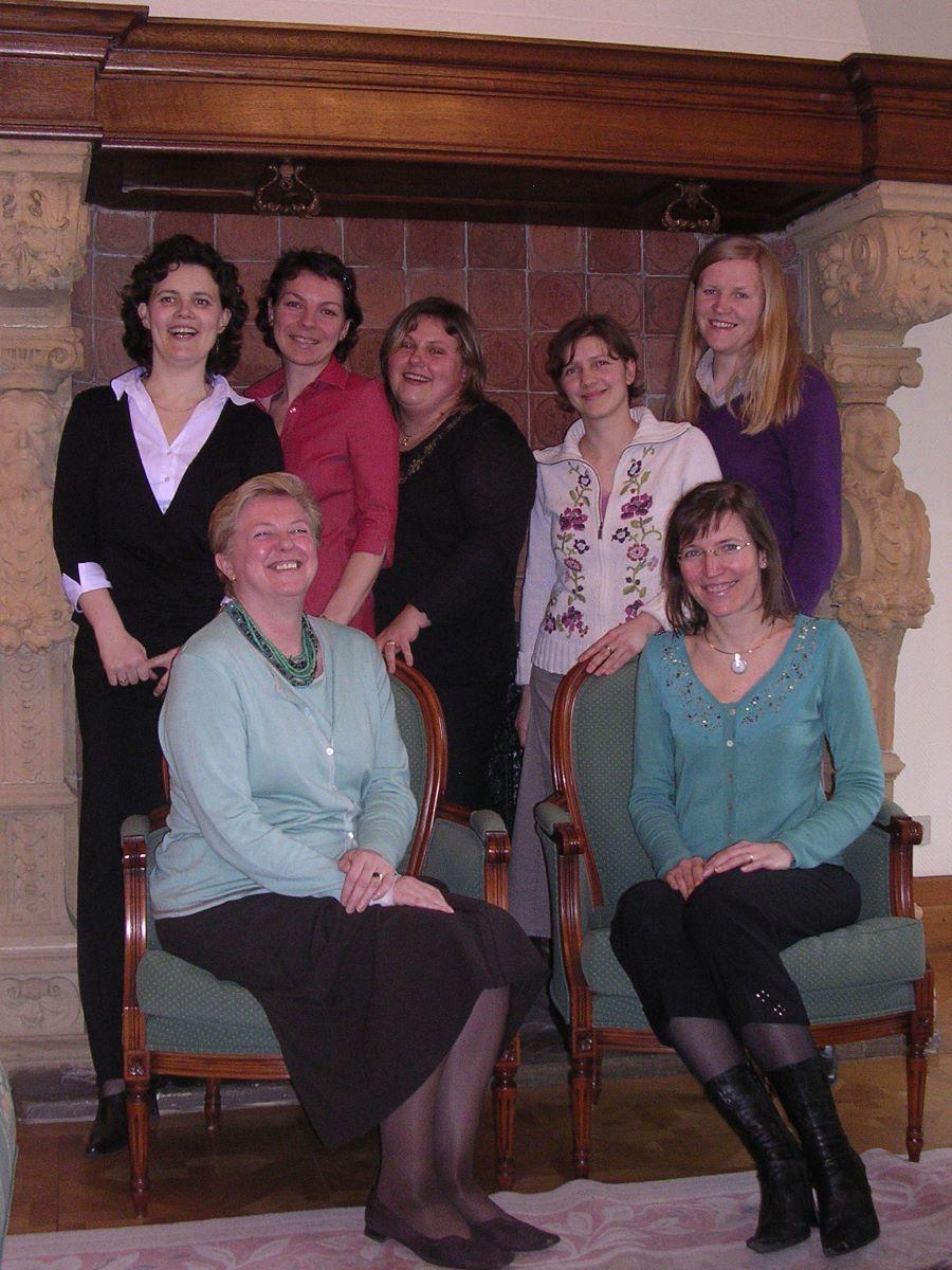 Belgijos lietuvių bendruomenės tinklalapio iniciatorės 2006 m. buvo išrinktos į Belgijos lietuvių bendruomenės valdybą.