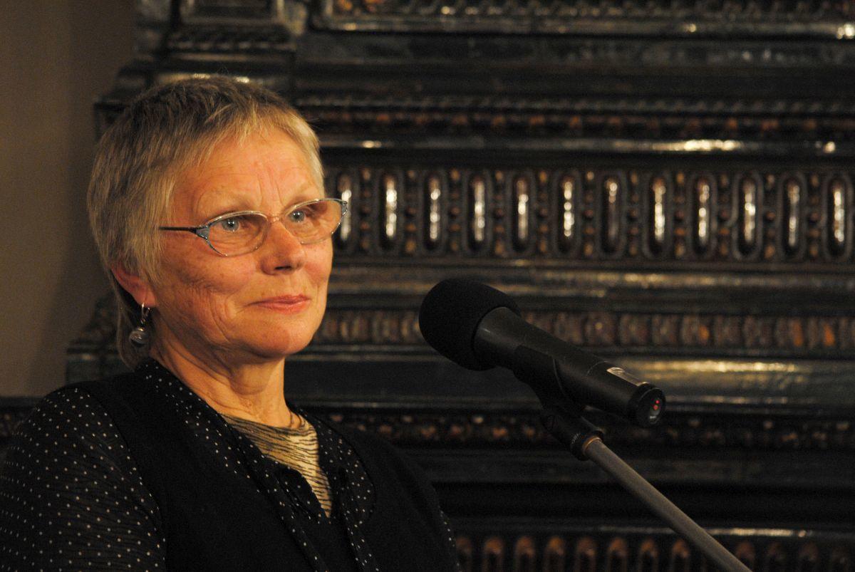 Alma Karosaitė. 2013 m.