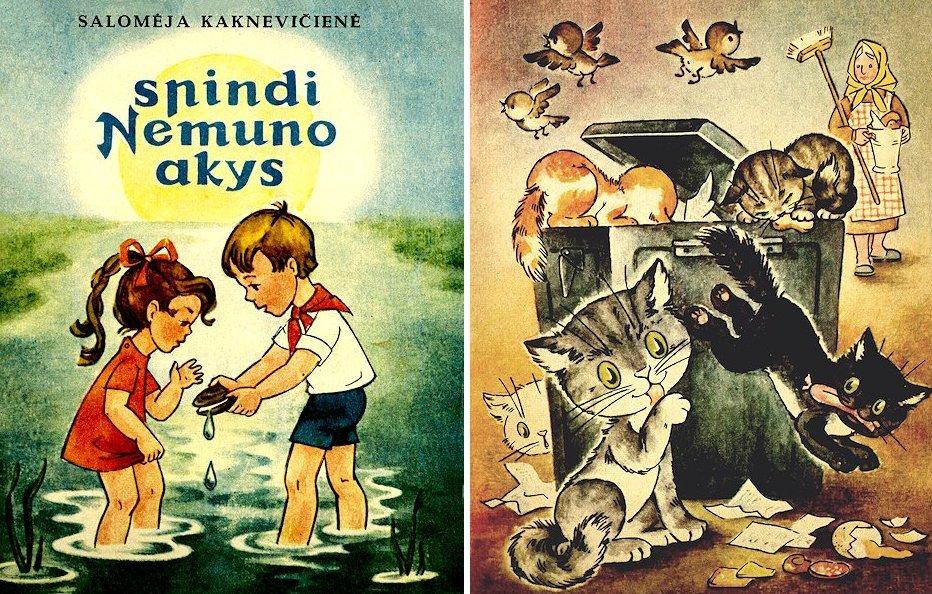 Kaknevičienė, S. Spindi Nemuno akys : eilėraščiai. Vilnius : Vaga, 1980.  32 p.<br />