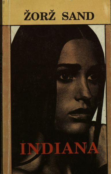 Sand Ž. Indiana: romanas: [2-asis patais. leid.].