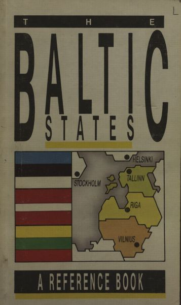 The Baltic States: a Reference Book.