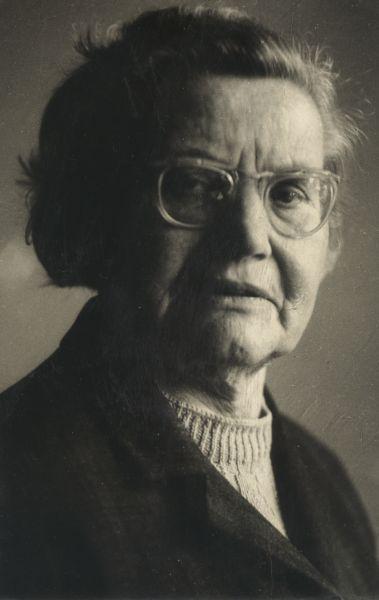 Elžbieta Mikalauskaitė.