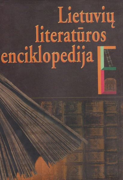 Lietuvių literatūros enciklopedija.