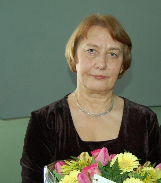 Aldona Augustaitienė.