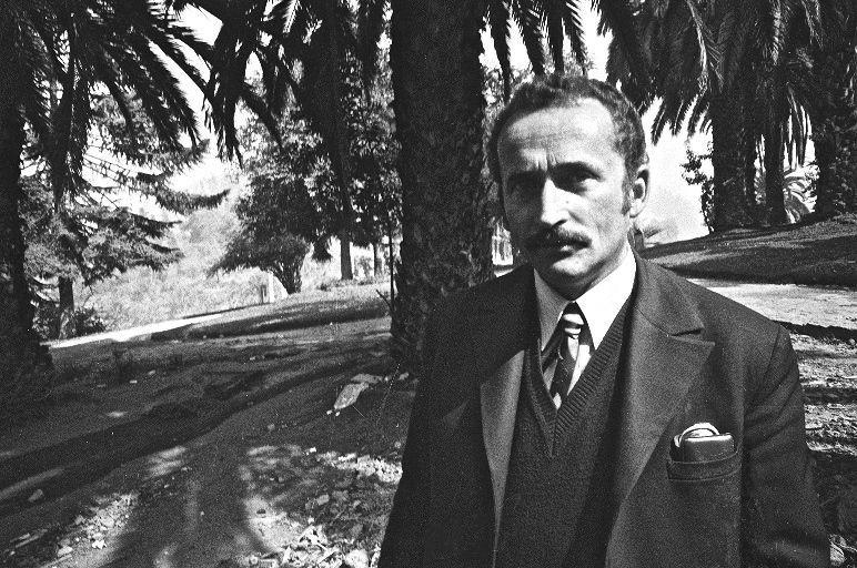 V. Žalakevičius. Apie 1972 m., Čilė.