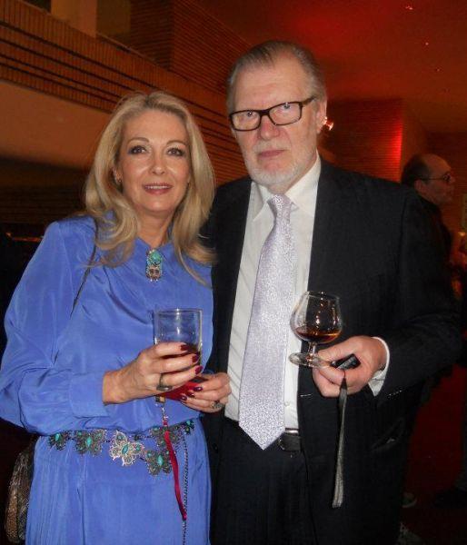 Su aktore G. Baikštyte. 2012 m.
