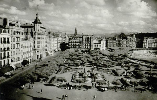 San Sebastianas (San Sebastian). 1932 m., Ispanija.<br />