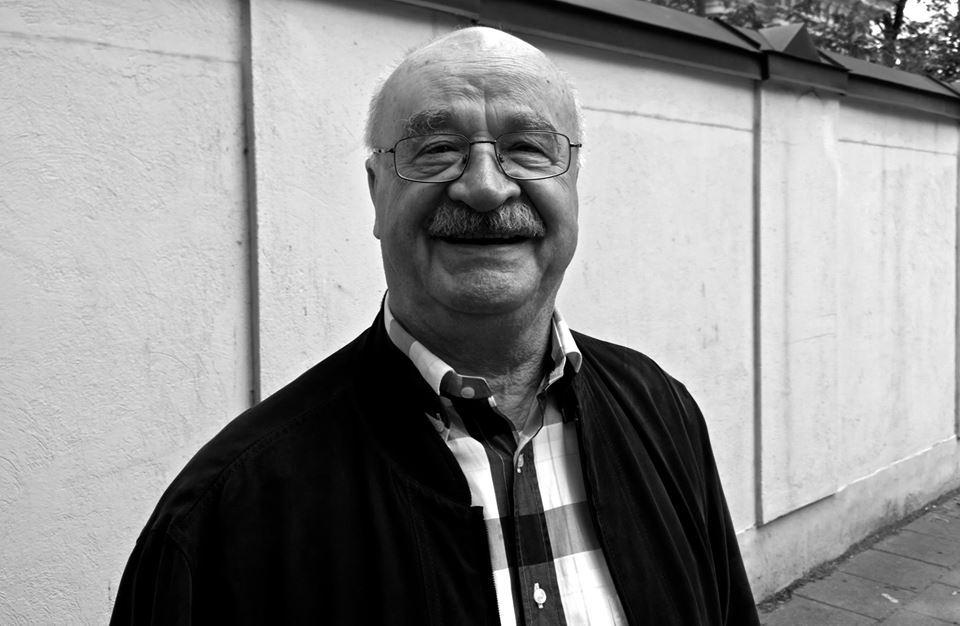 Teisėtyrininkas, diplomatas prof. P. Kūris. 2015 m.