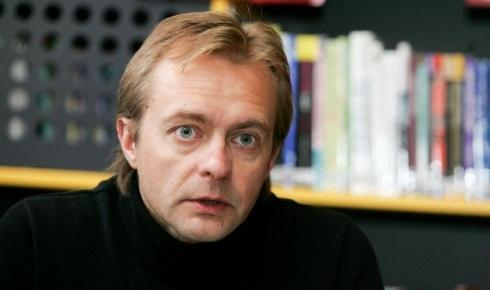 Teatro ir kino kritikas Vaidas Jauniškis.