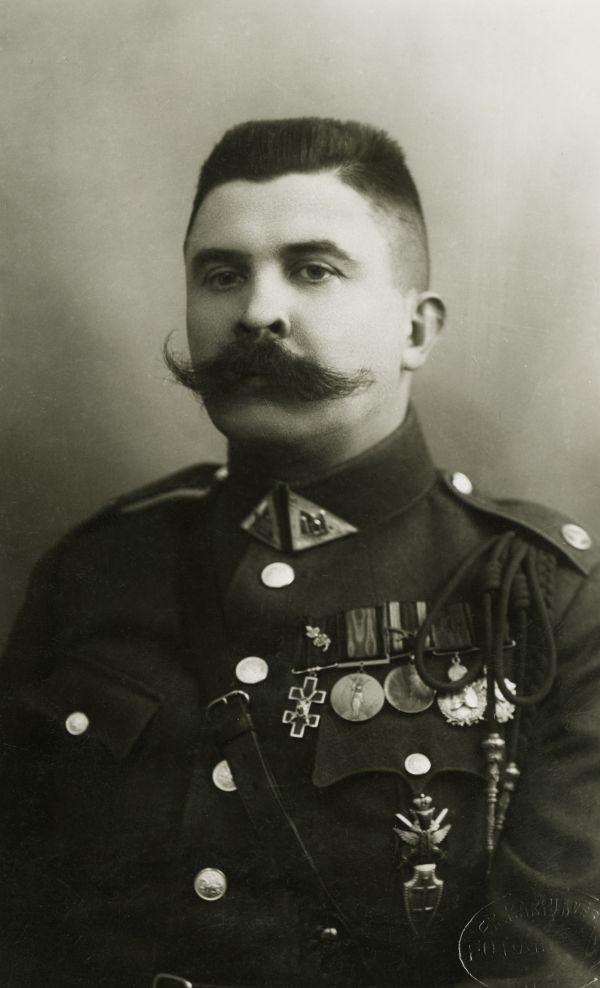 Aleksandras Ružancovas-Ružaniec