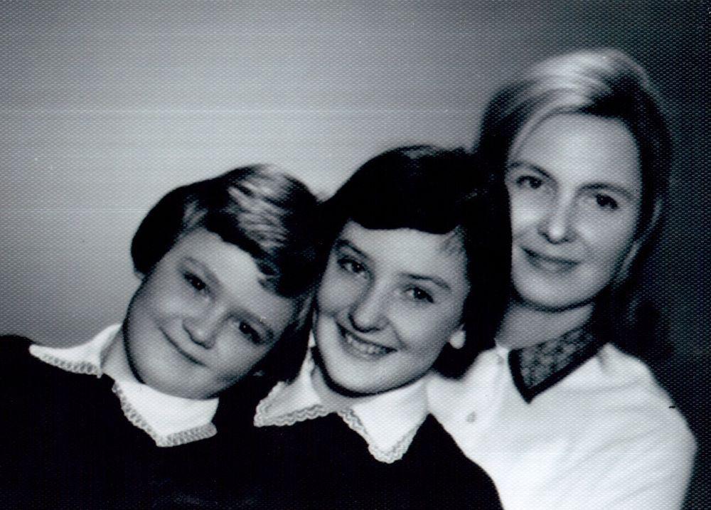 V. Žalakevičiaus šeima. 1967 m., Vilnius.