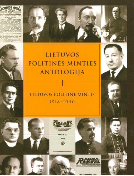 Lietuvos politinės minties antologija. T. 1.