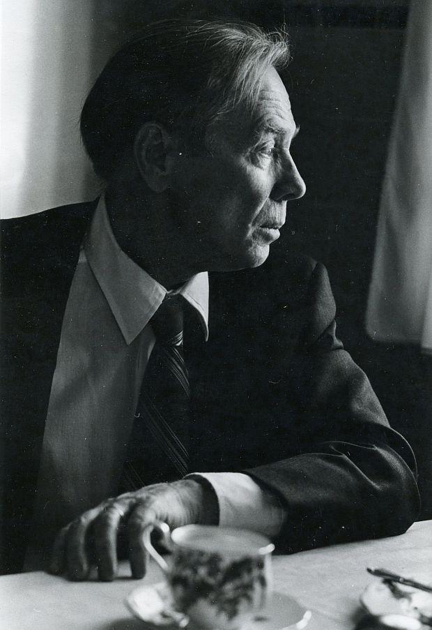 Jonas Aistis LRD vadovavo 1950–1951 metais. V. Maželio nuotr.