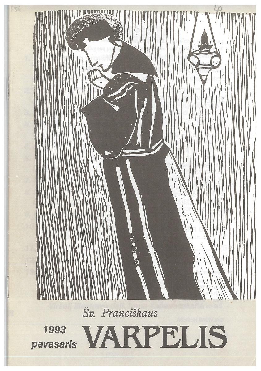 Šv. Pranciškaus varpelis, 1993 m. pavasaris