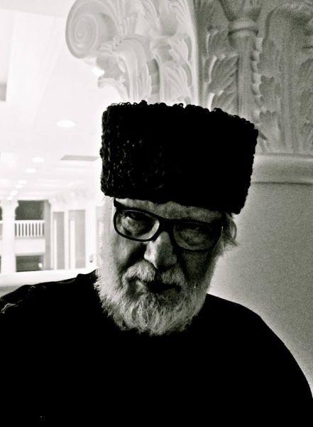 J. Budraitis pasivaikčiojimo po senąjį Baku (Azerbaidžanas) metu. Autoportretas. 2012 m.