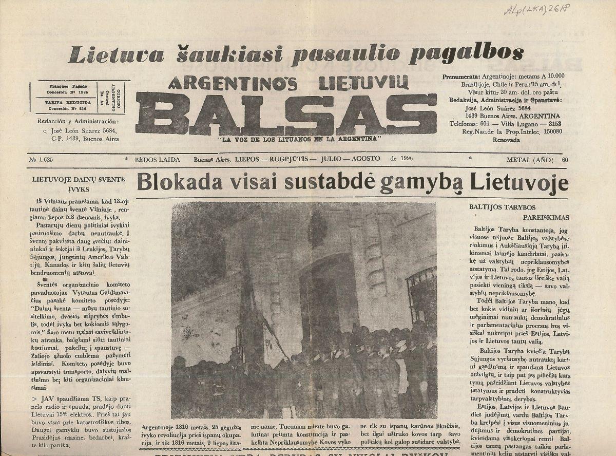 1990 m. liepa-rugpjūtis