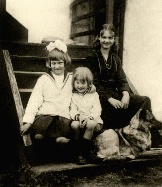 jaunieji romeriai apie 1925a.jpg