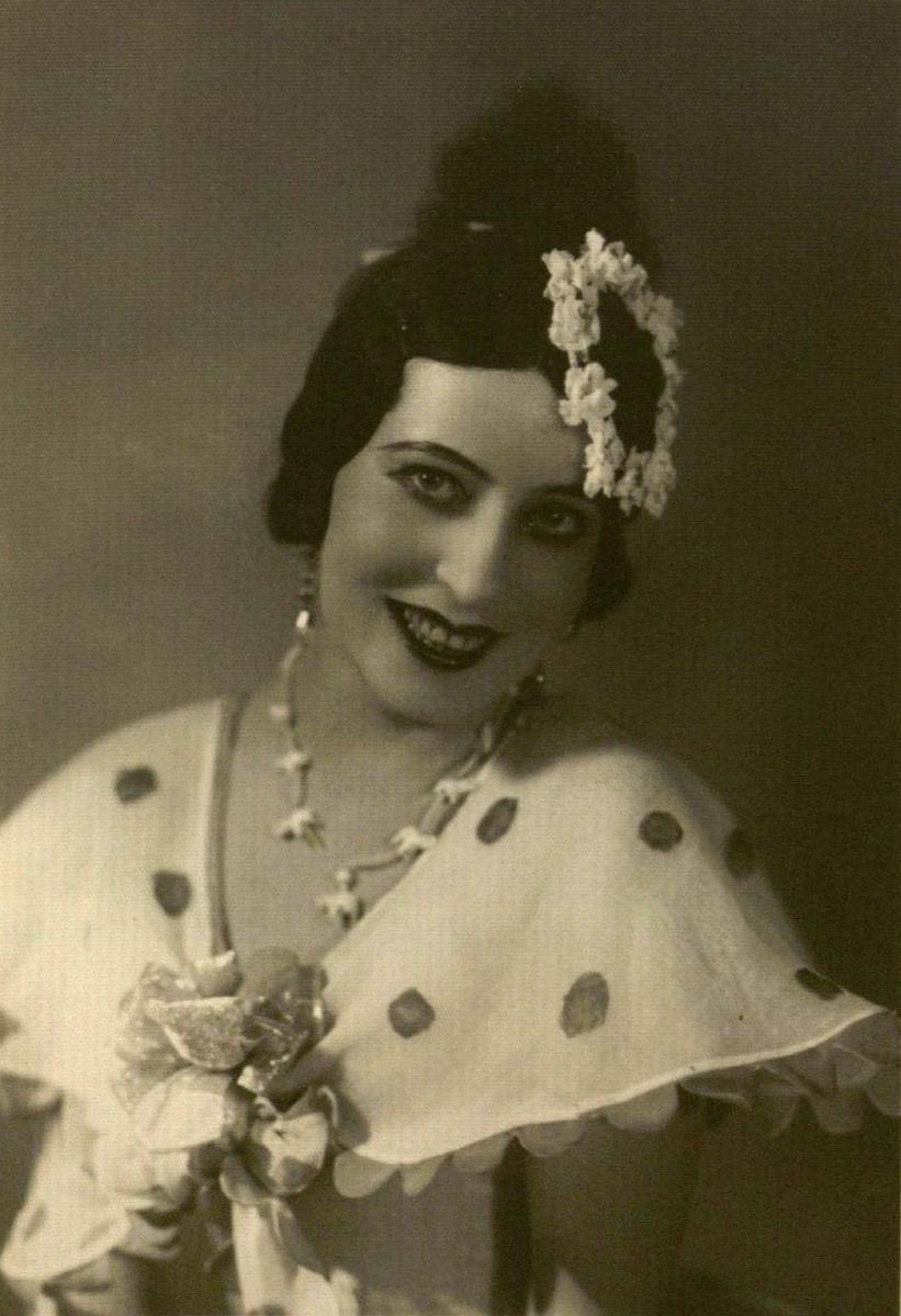 Studentė – Jadvyga Jovaišaitė 1933 m.