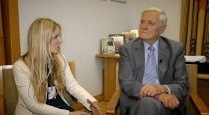 Valdas Adamkus apie K. Grinių: mane įkvėpė jo poelgis.