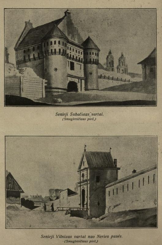 Mūsų kovos dėl Vilniaus: 1322–23 – 1922–23. Fragmentas. p. 100.