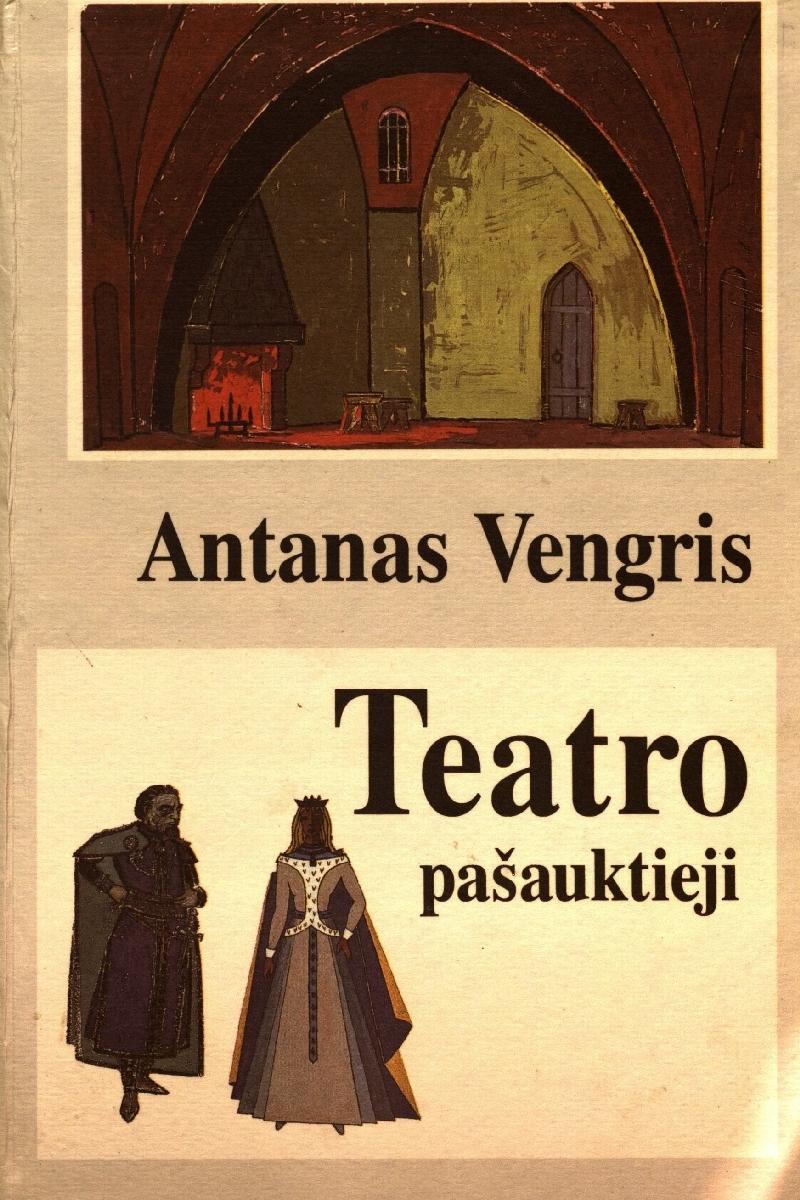 Teatro pašauktieji : straipsnių rinkinys. Vilnius, 1996.