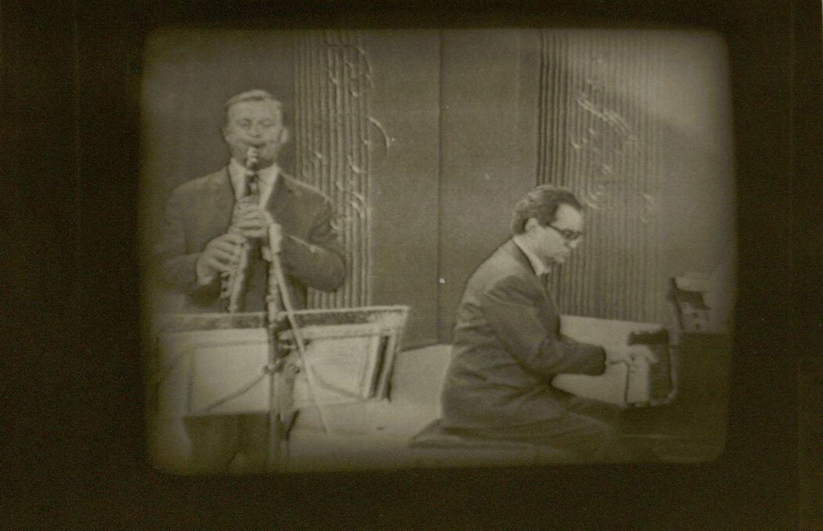 Akimirkos Lietuvos radijo ir televizijos studijoje