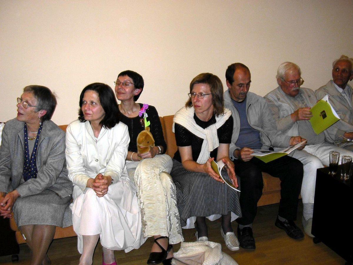 """""""Berniuko Žirniuko"""" teatro 40-mečio jubiliejinis renginys. 2005"""