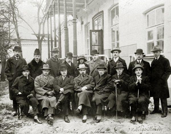 Lietuvos atstovų užsienyje konferencija. 1923 m. lapkričio 12 d., Kaunas.
