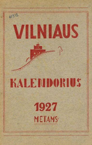 D-ras K. Grinius: [K. Griniaus 60-ies metų jubiliejaus proga] // Vilniaus kalendorius: 1927 metams. 1926, p. 50–52.