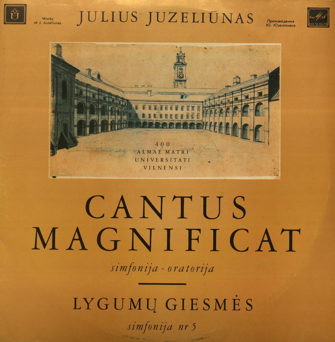 Cantus magnificat