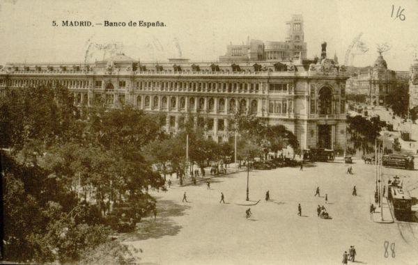 Madridas (Madrid). 1930 m., Ispanija.<br />