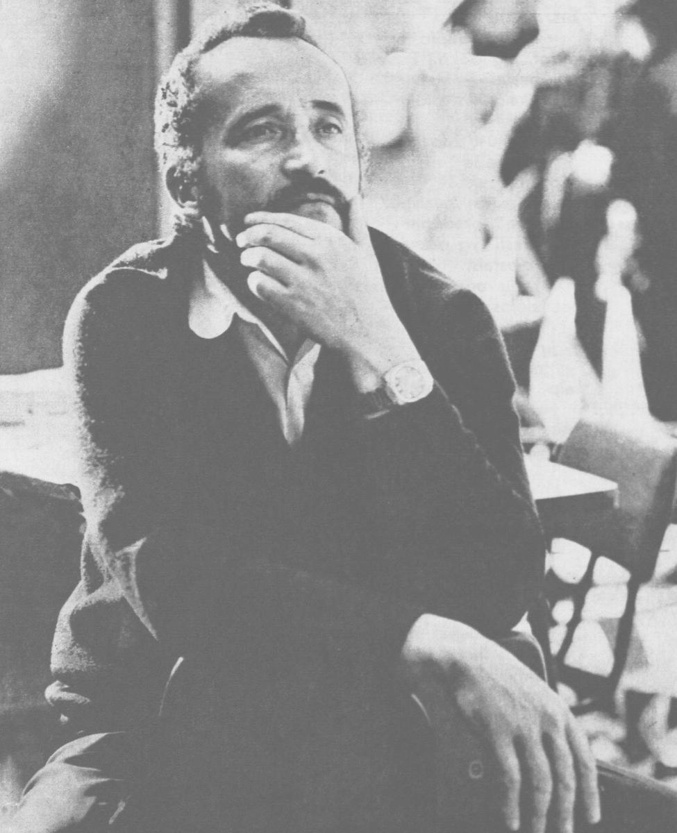 Vytautas Žalakevičius. Apie 1973 m.