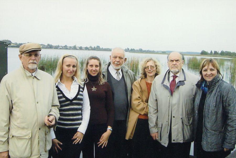 Edukacinė išvyka į Ukmergės rajoną, Taujėnų apylinkes. 2007 m.