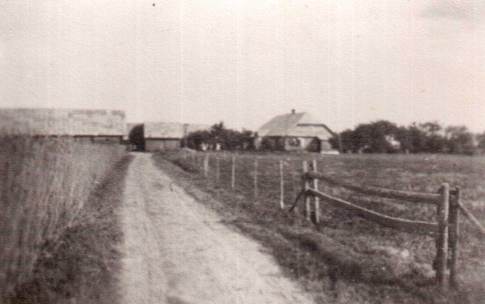 Prano Žalakevičiaus sesers Elenos sodyba Dotnuvoje, kurioje prabėgo ne viena Vytauto vaikystės vasara.