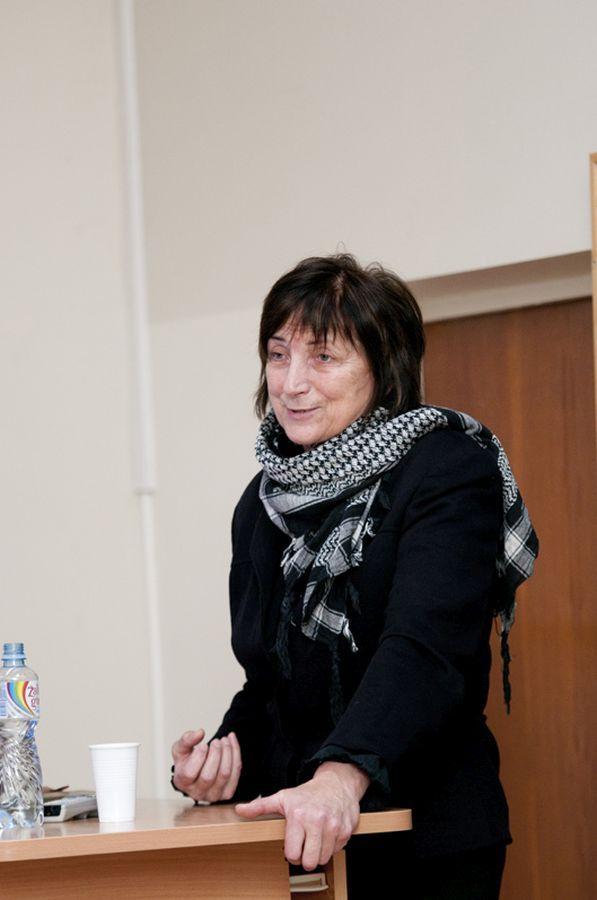 Nijolė Kašelionienė. 2014 m.
