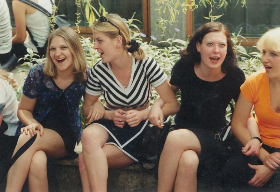 Dainuokim, dainuokim, daunuokim!.. Lituanistų dienos. 2000 m.