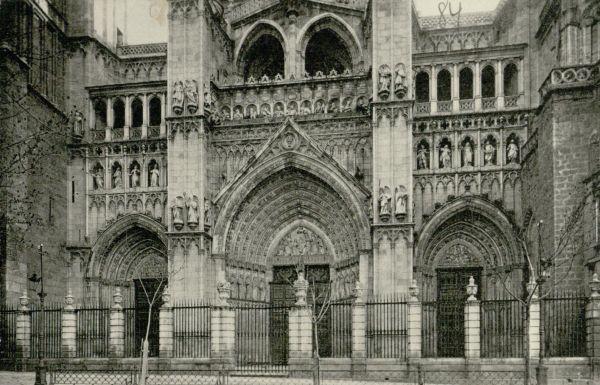 Toledas (Toledo). 1930 m., Ispanija.<br />