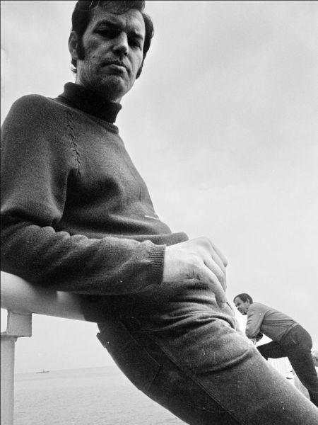 Aktorius R. Adomaitis. 1972 m.
