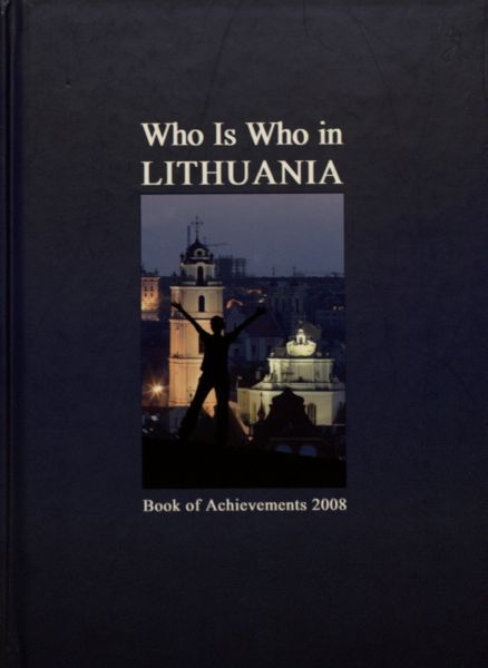 Who is Who in Lithuania.<br />