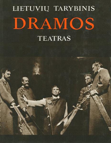 Lietuvių tarybinis dramos teatras, 1957–1970: monografija.