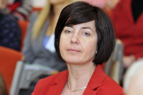 LEU Lituanistikos fakulteto dekanė doc. dr. Žydronė Kolevinskienė.