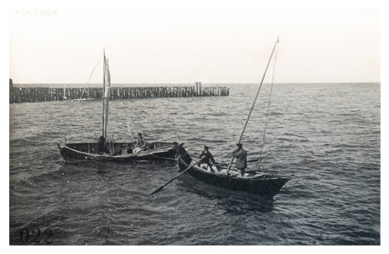 Palanga, apie 1904 m.