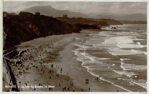 Biaricas (Biarritz). 1932 m., Prancūzija.